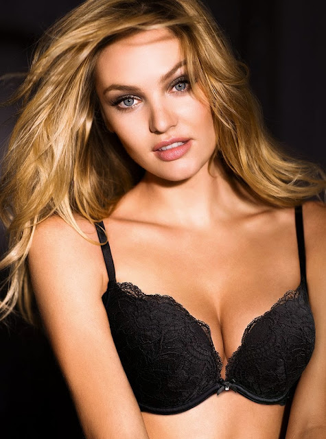 Passion For Luxury : Candice Swanepoel for Victoria's ...