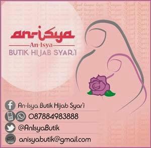 Sedia Hijab Syar'i