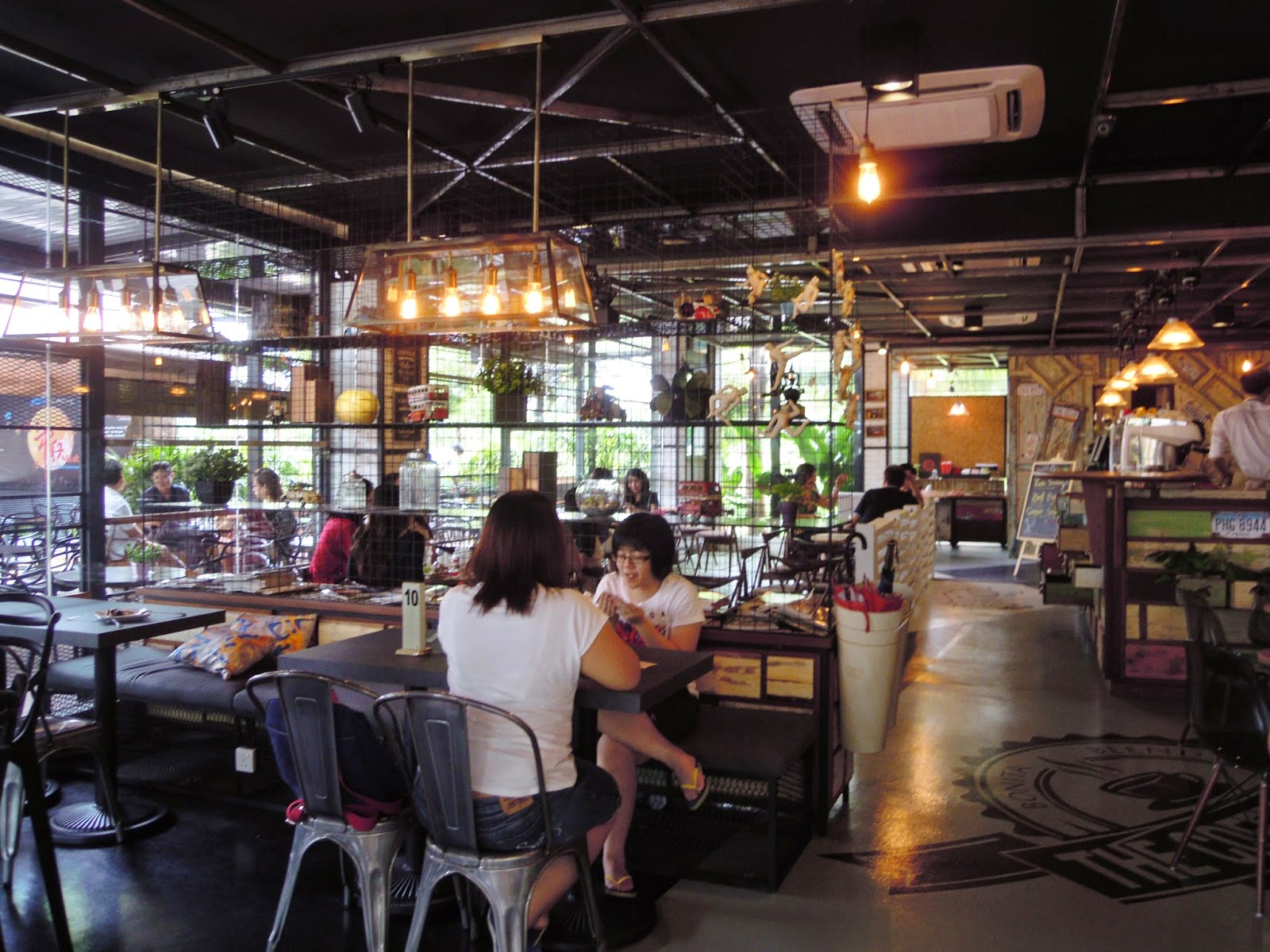 Brew Cafe Auto City Juru Penang