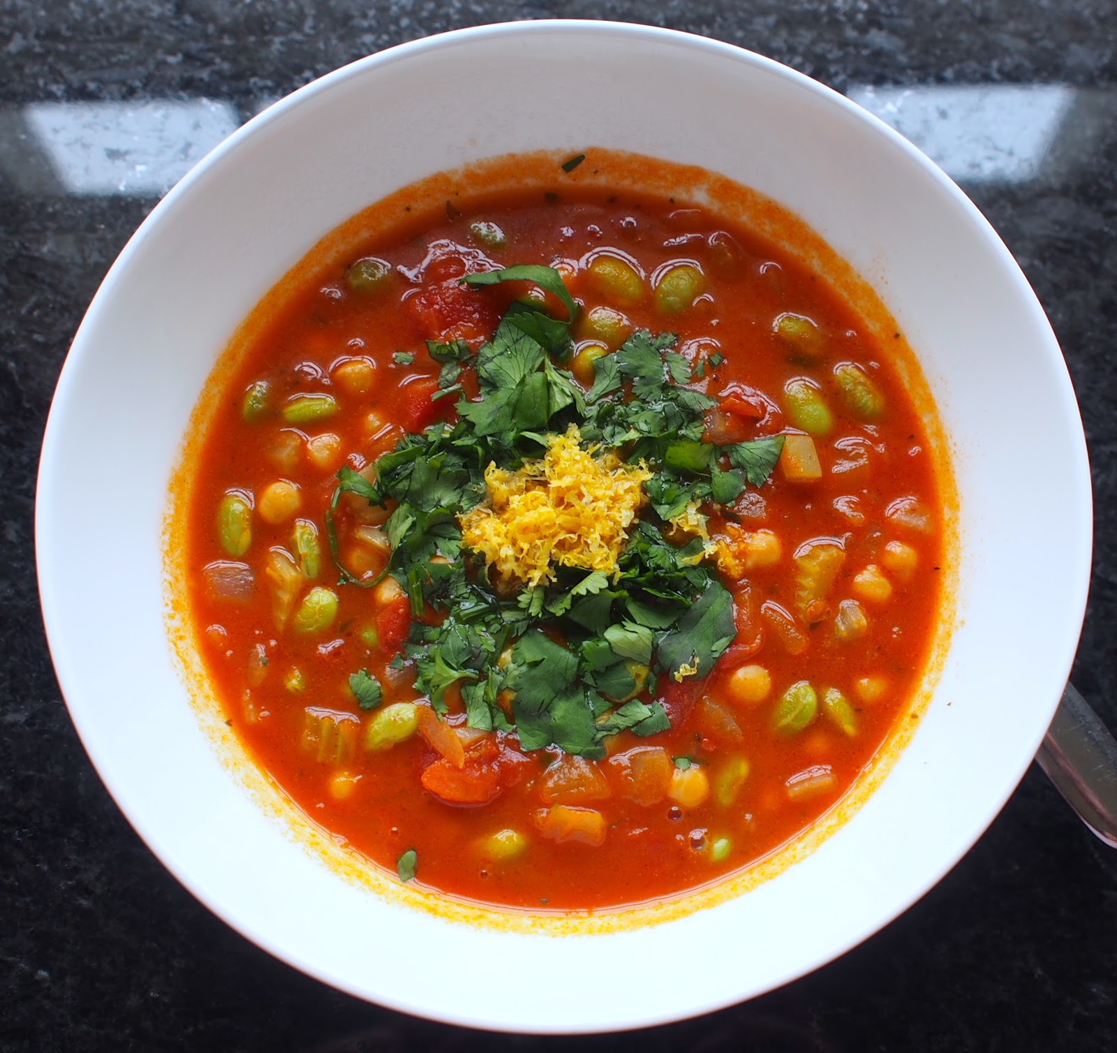 The renaissance girl cooks moroccan chickpea soup the renaissance girl cooks recipes forumfinder Image collections