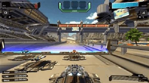 Quantum Rush Champions PC 3