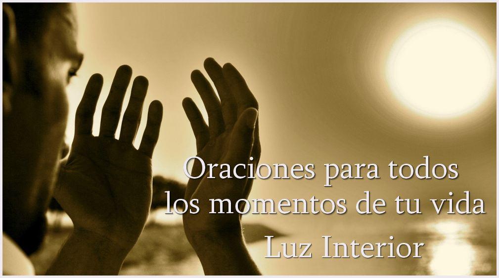Luz Interior Oraciones Espirituales