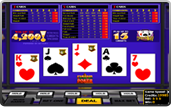 7Red Video Poker