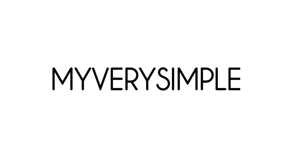 MYVERYSIMPLE