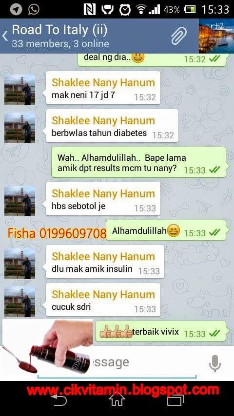 vivix membantu pesakit diabetes