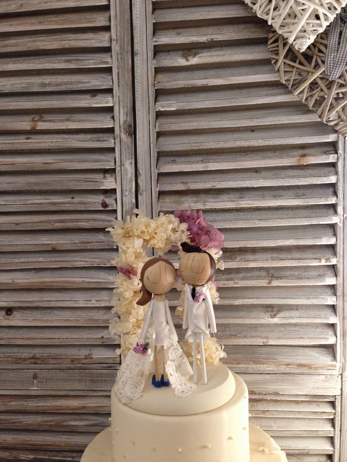 novios personalizados, novios pastel, topper cake, wedding, novios, boda, bodas barcelona, olivia palermo, cake topper, pastel novios