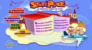 Storyplace la biblioteca digital de niños