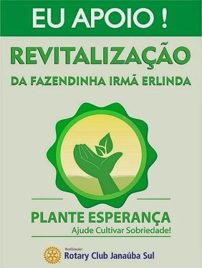 FAZENDINHA IRMÃ ERLINDA - JANAÚBA