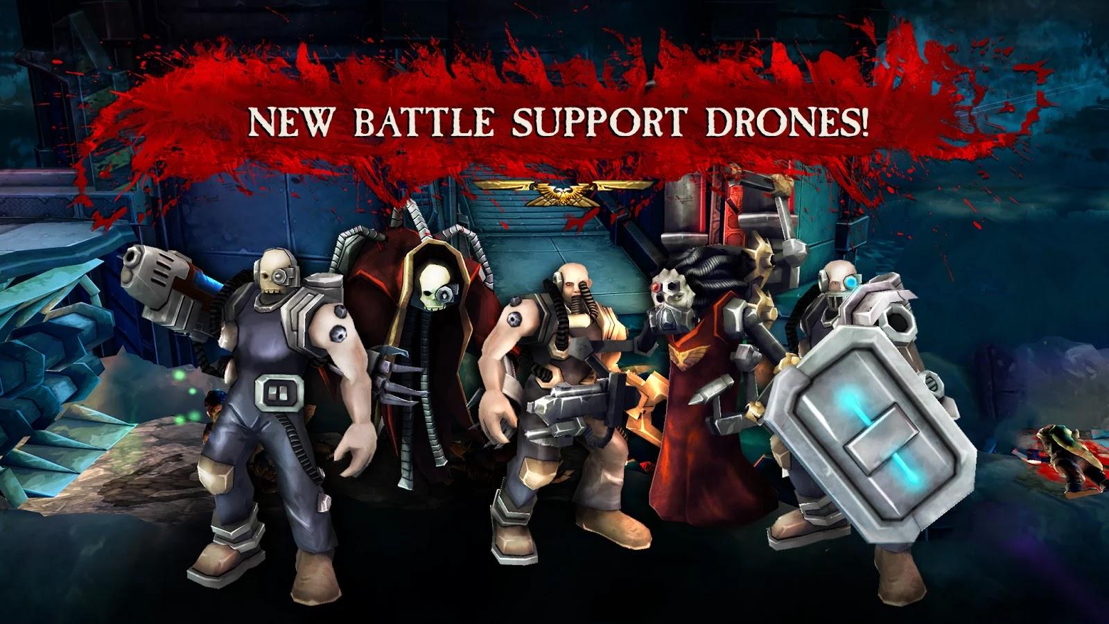 Warhammer 40,000: Carnage v192759 Mod [Unlimited Money]
