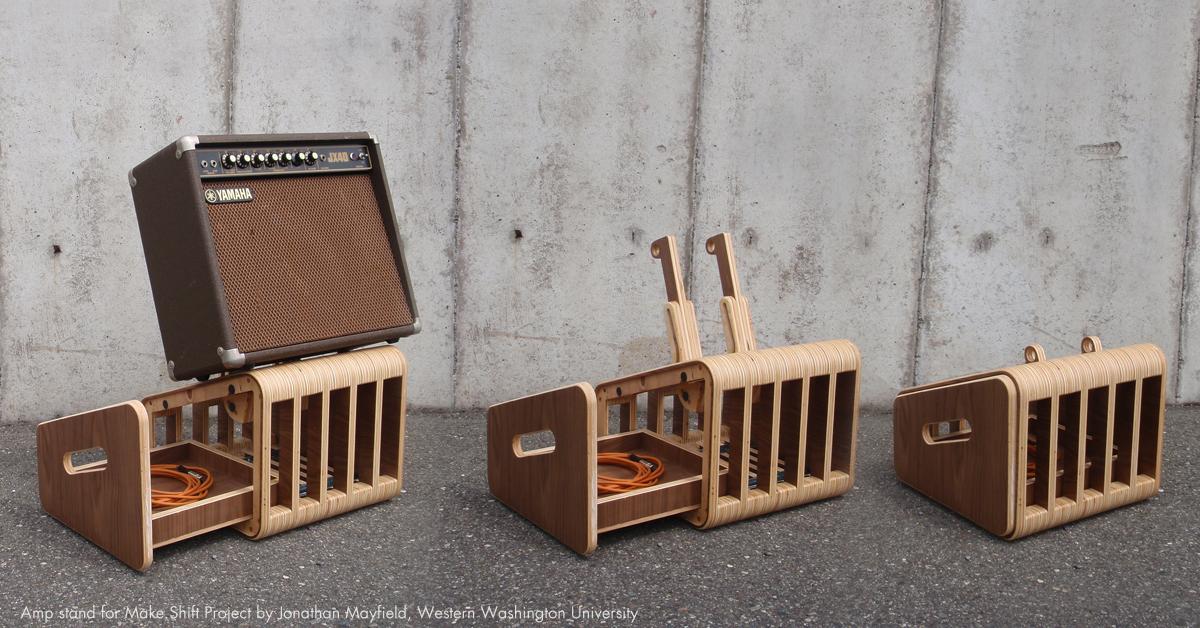 Mt Baker Plywood Furniture Design Competition Industrial