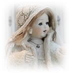 Een oude pop opgeknapt