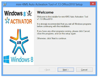 Mini kms auto activation tool office2010 - Mini kms activator office 2010 download ...