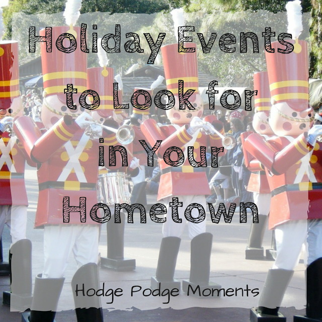 Holiday Events to Look for in Your Hometown