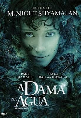 Filme Poster A Dama na Água DVDRip XviD & RMVB Dublado