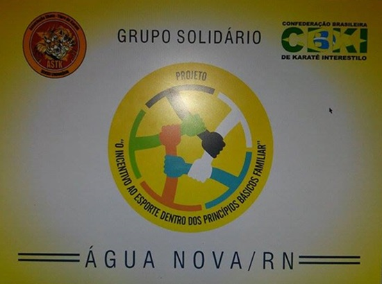 Timbre do GRUPO SOLIDÁRIO