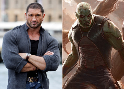 Drax The Destroyer Character Review - 2