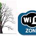 Τα φυτά δεν μεγαλώνουν δίπλα σε WiFi