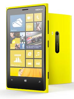 harga lumia 920 windows phone 8, spesifikasi lengkap dan fitur handphone windows seri lumia 920 terbaru, gambar dan foto hp lumia paling baru