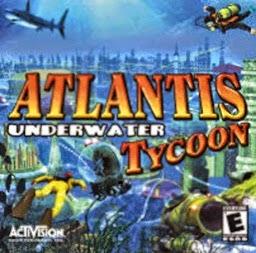 Atlantis Underwater Tycoon Game