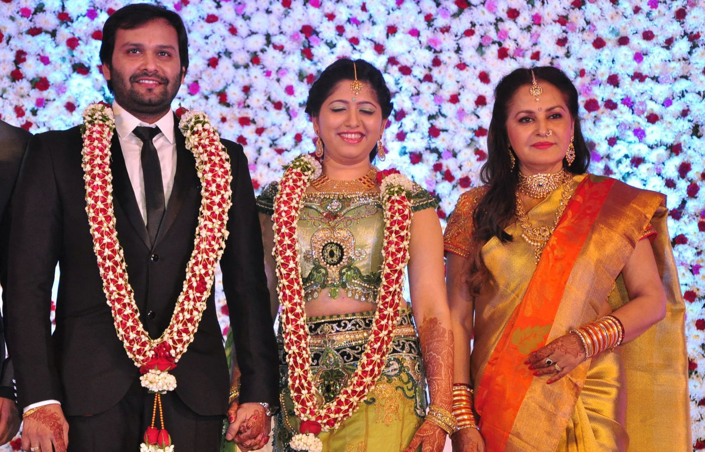 Siddharth and wife wedding