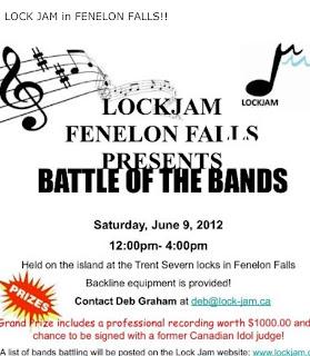 image Lock Jam Poster