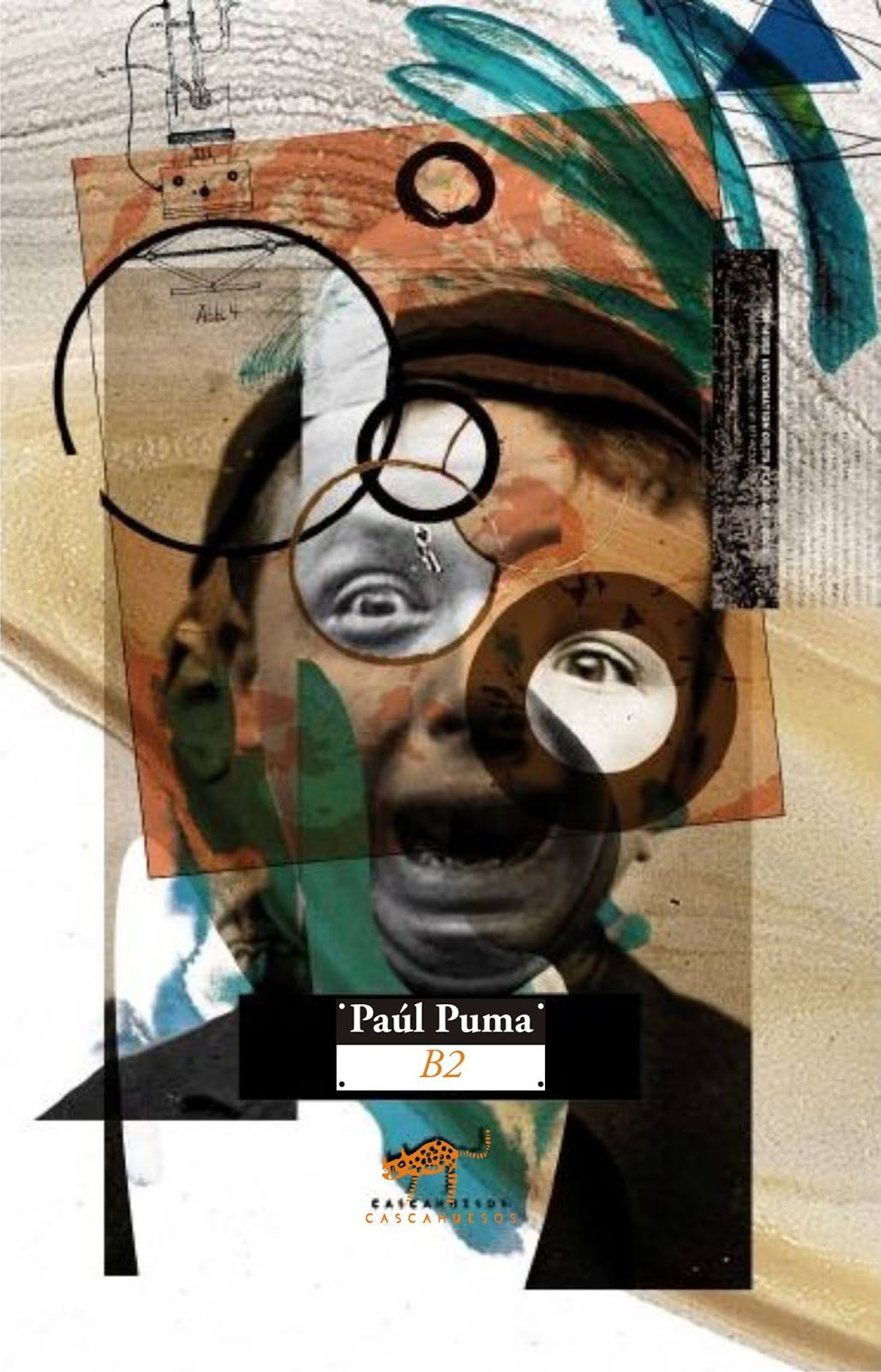 B2 de Paúl Puma (Editorial Cascahuesos, 2016)
