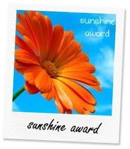 Premio Sunshine (1) :)
