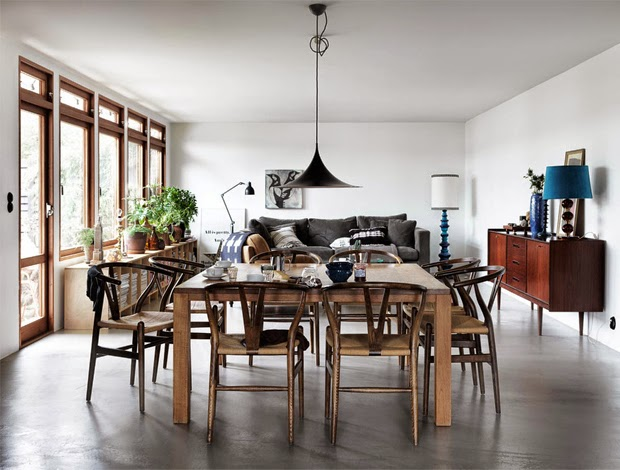 Scandinavian House Furniture Design attractor scandinavian house of wood and concrete noguchi table sisterspd