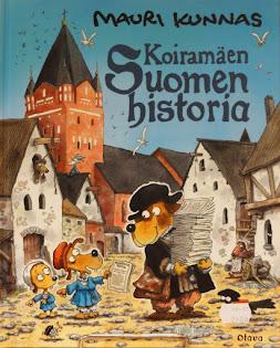 """Mauri Kunnas """"Koiramäen Suomen Historia"""""""