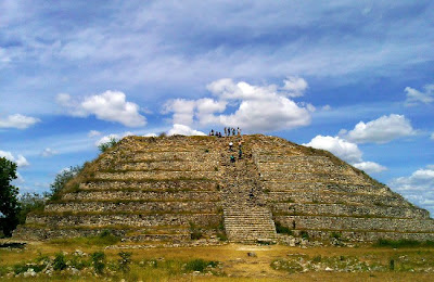 Kinich Piramide Maya Izamal Yucatan Turismo Mexico