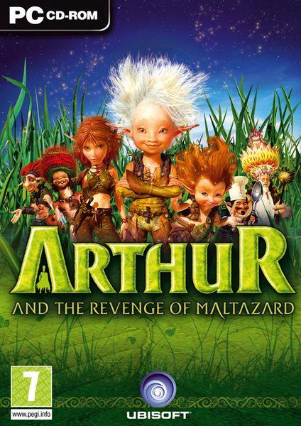 Download Arthur and the Revenge Of Maltazard