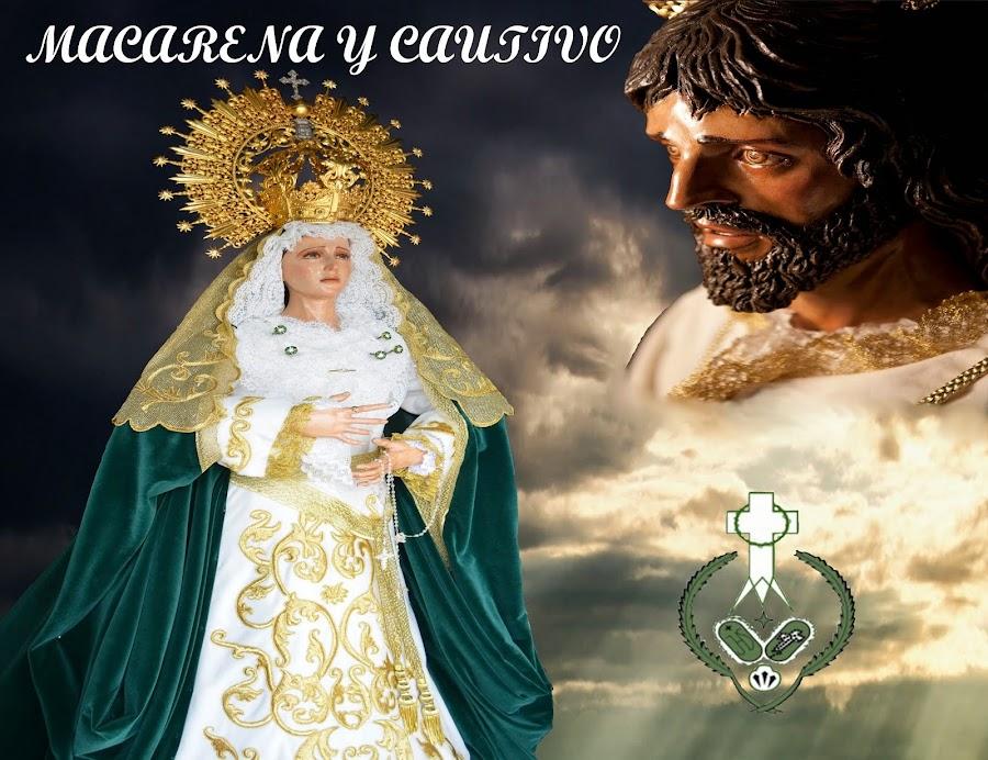 Hermandad de Nuestra Señora de la Esperanza Macarena y Nuestro Padre Jesús Cautivo
