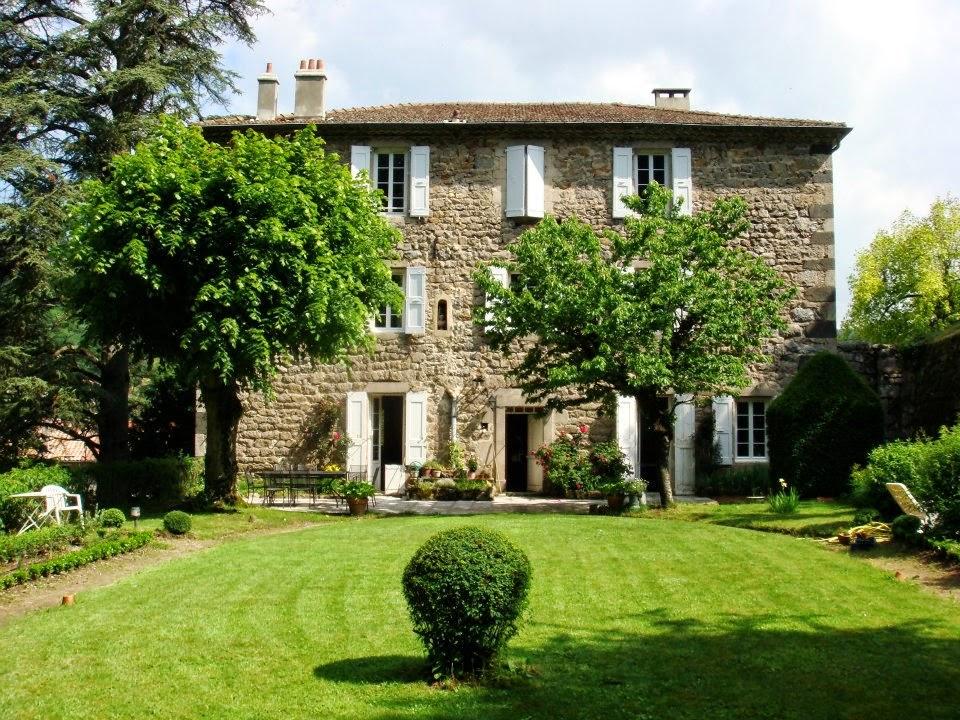 Maison Herold – Lapras (Ardèche) : lieu de composition de « La Valse »