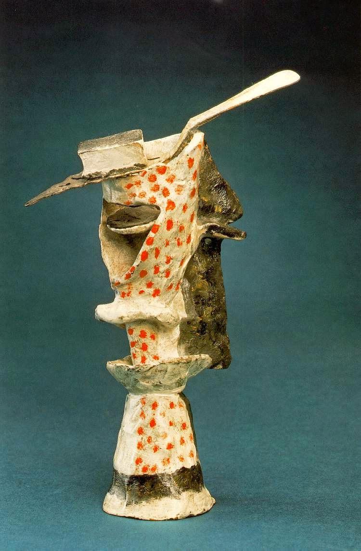 Vaso de absenta (Pablo Picasso, 1914)