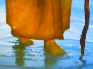 Nabi Khidir - ilustrasi dari cover buku Rahasia Marifat Nabi Khidir as