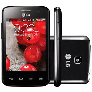 LG Optimus L3 II Dual E435 Android Phone Murah Rp 899 Ribu