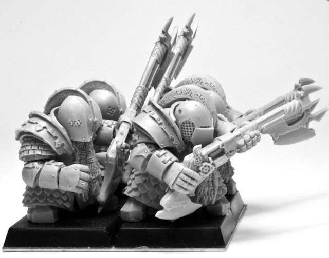 Dwarves of Chaos Miniatures pictures