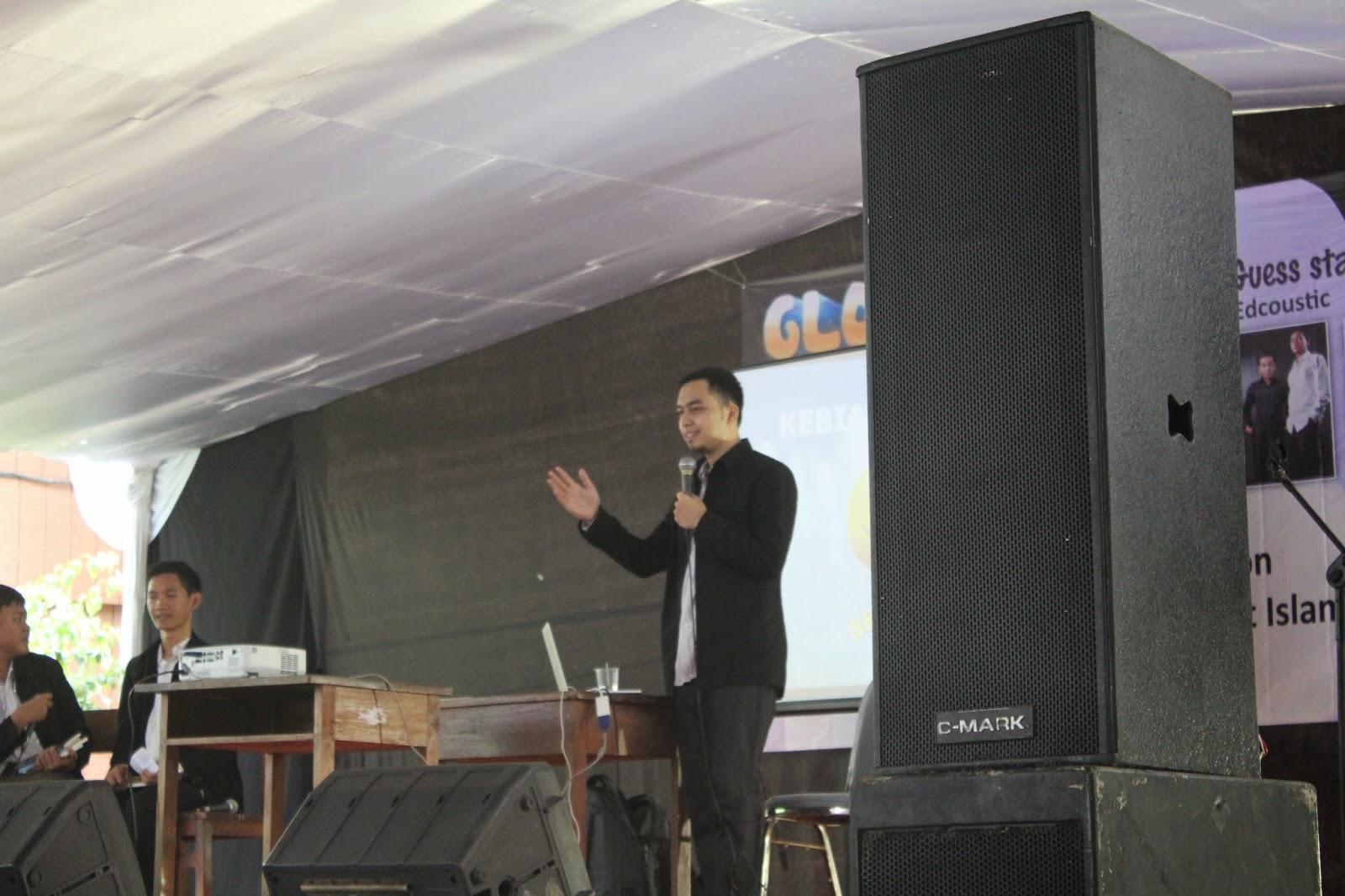 edvan m kautsar, motivator muda, motivator indonesia, pembicara nasional