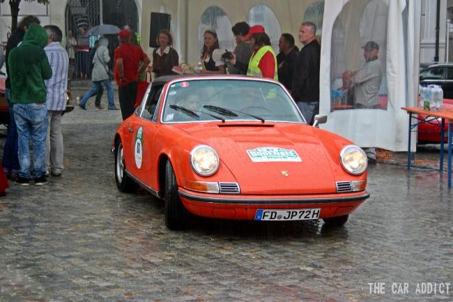 Bodensee Klassik 2013 by Auto Bild Klassik in Wangen