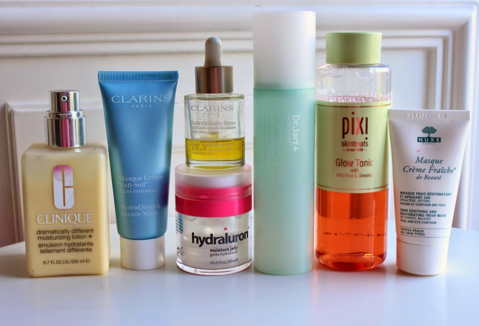 Products for Parched Winter Skin