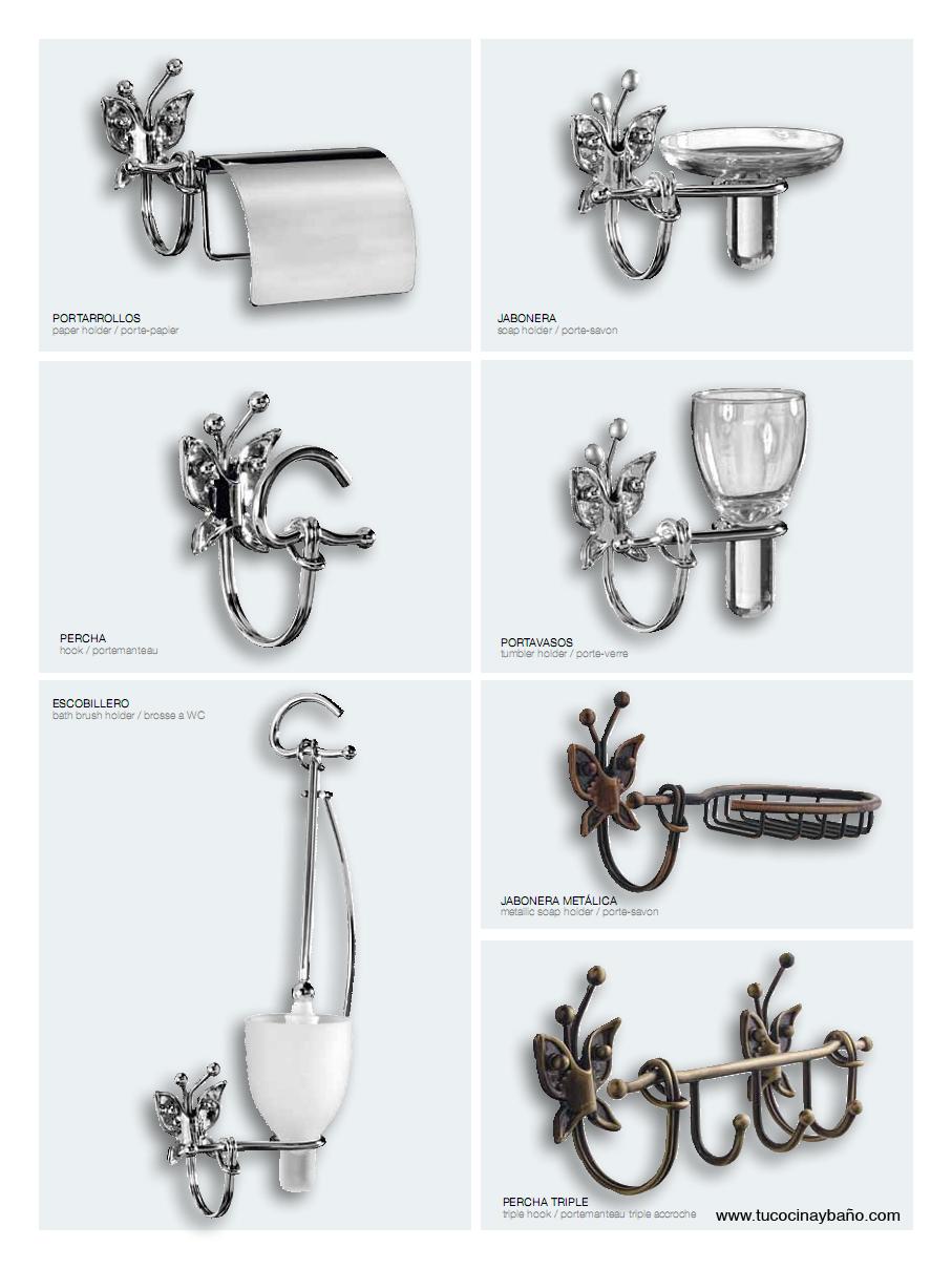 accesorios de baño en Valencia