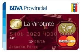 Aumento de Limite, Tarjeta de Credito, BBVA Provincial