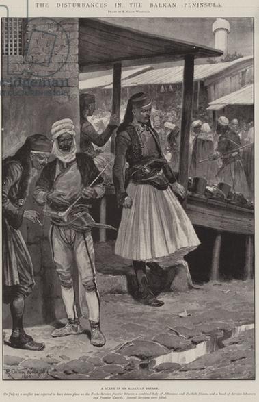 Αlbanians (Gegëria)
