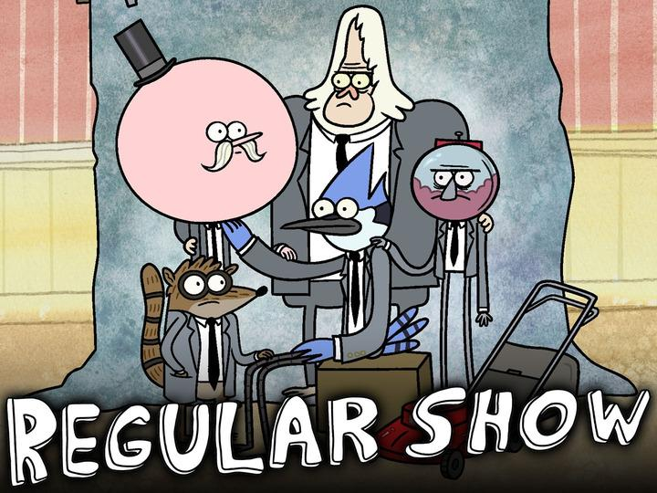Apenas um show regular show