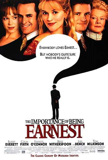 """the role of women characters in the importance of being earnest a play by oscar wilde The importance of being earnest • 4 stars out of 5 • stage 15, cool air rentals stage at holy trinity anglican church oscar wilde's most famous play is subtitled """"a trivial comedy for ."""