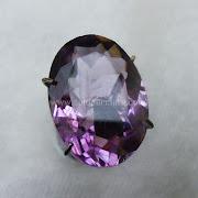 Batu Permata Amethyst Ungu - SP1013
