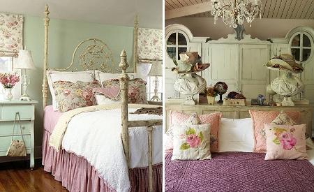 Ayuda habitacion vintage decorar tu casa es - Decoracion vintage dormitorio ...