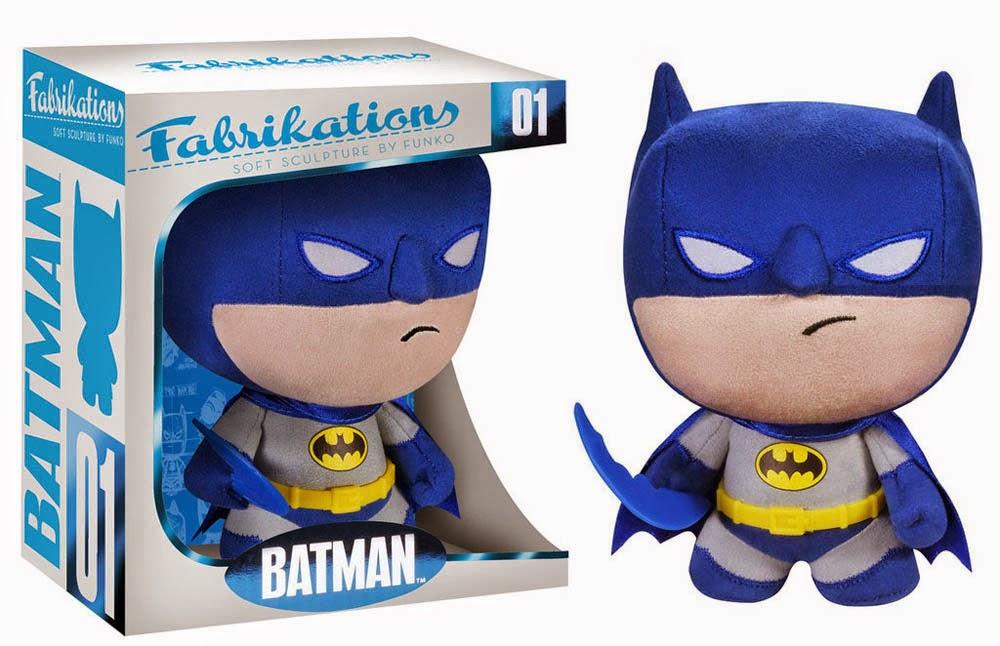 Peluche Batman de Funko