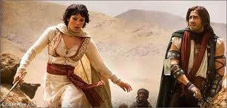 Prince of Persia: The Sands of Time: Gemma Arterton - Jake Gyllenhaal| A Constantly Racing Mind