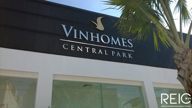 Đột nhập vào khu căn hộ mẫu Vinhomes Central Park